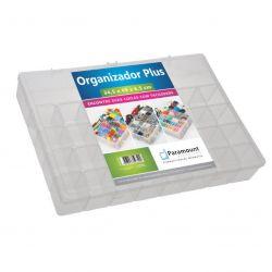 Box Organizador Plus com 34 divisões ref.346