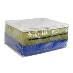 Protetor em TNT para Edredom ou Roupa de Cama Tamanho 2