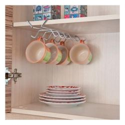 Organizador de xícaras para armário (de encaixe)