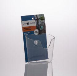 Organizador de esponja com ventosa Diamond ref 1250